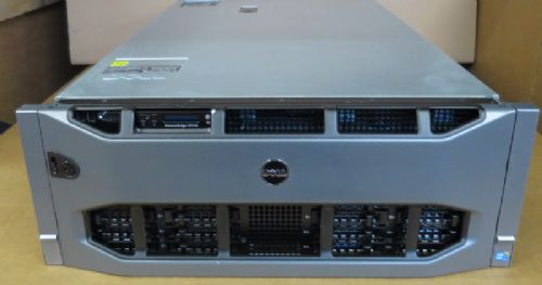 Dell PowerEdge R910 24-XEON Cores 4 x 6-core E7540 256GB RAM Rack Mount Server